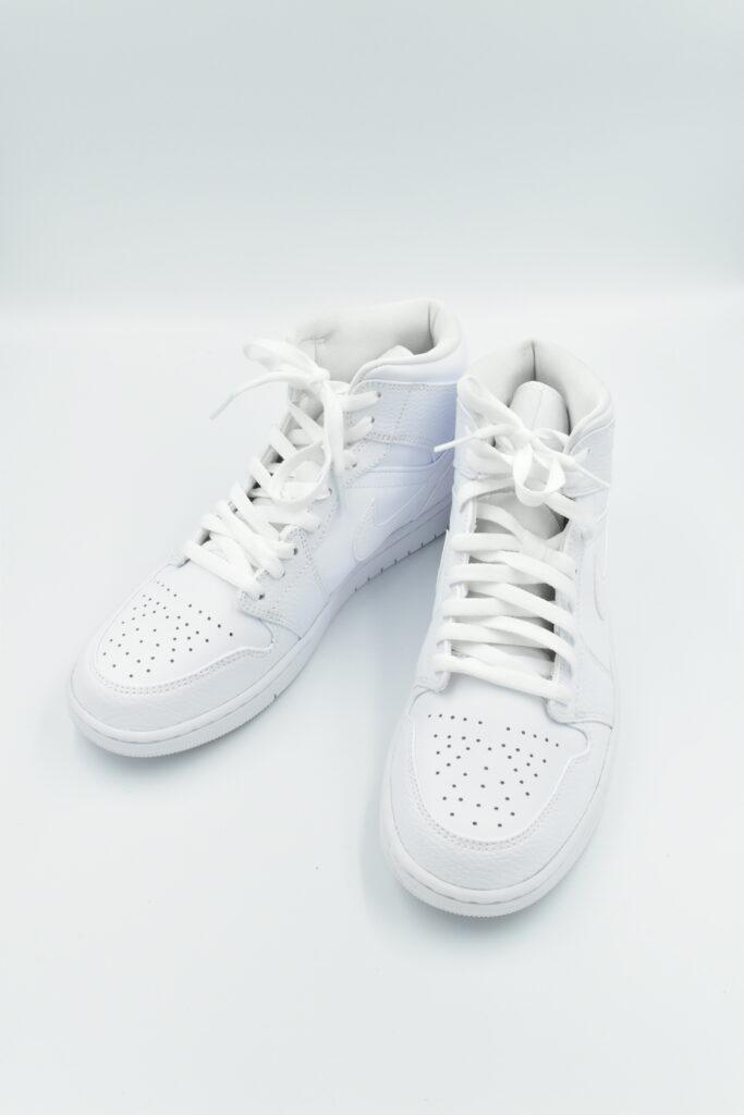 普通の靴紐 標準の靴紐 エアジョーダン