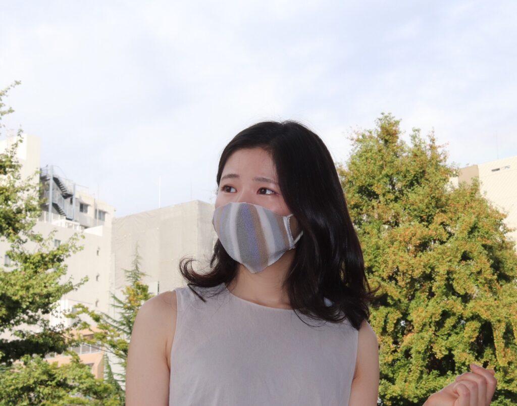 接触冷感マスク ひんやり快適なマスク 夏にピッタリのマスク